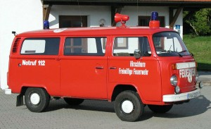 Mehrzweckfahrzeug VW T2