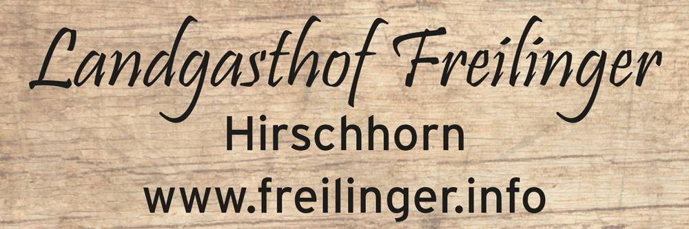 Landgasthof Freilinger Hirschhorn