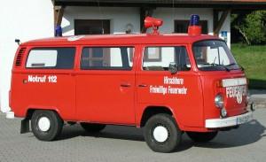 Unser altes Mehrzweckfahrzeug VW T2