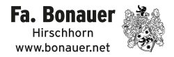 Fa. Bonauer - Hirschhorn