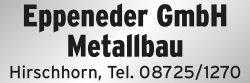 Metallbau Eppeneder GmbH