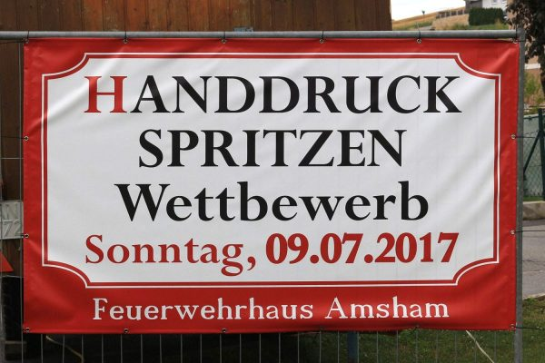 Handdruckspritzenwettbewerb 2017