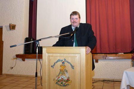 1. Bürgermeister Georg Thurmeier