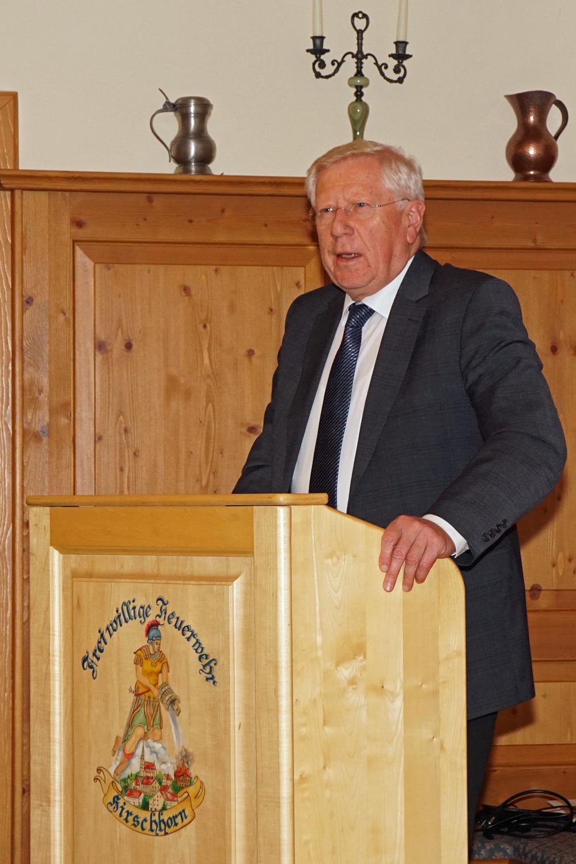 Stv. Landrat Kurt Vallée