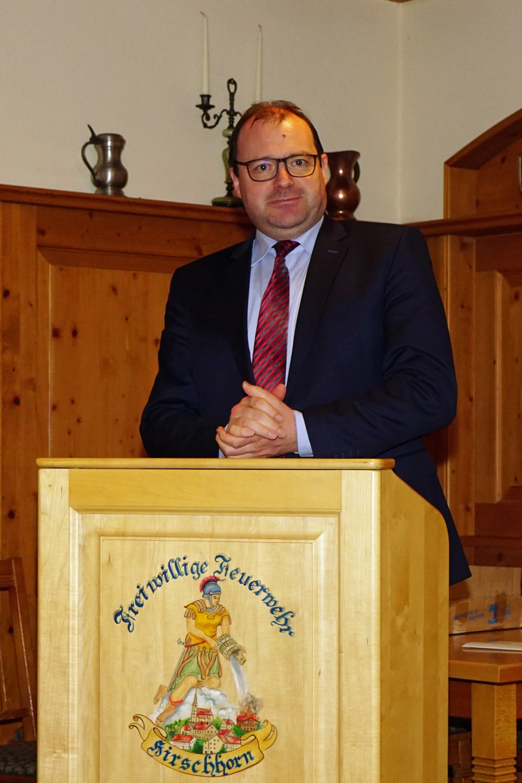 Landrat Michael Fahmüller