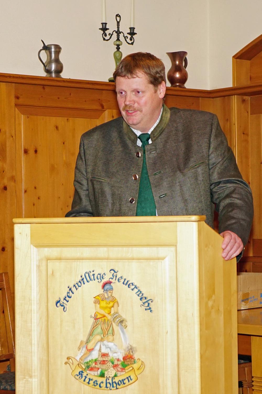 Bürgermeister Georg Thurmeier